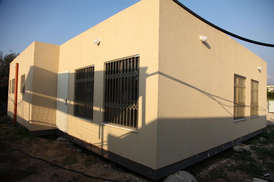 האופנה האופנתית בניית מבנים ניידים למכירה ולמגורים - פירוק והובלה ZB-84